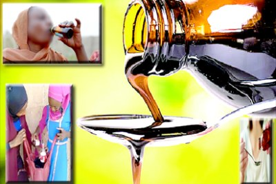 Reports say Nigerian youths now use codeine cough syrup, just like cocaine, heroin or any other hard drug, to get