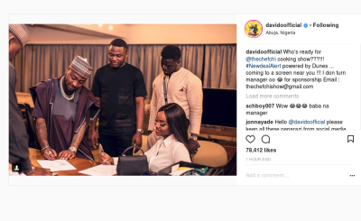 Did Nigerian Singer Davido Buy A Private Jet? - allAfrica com
