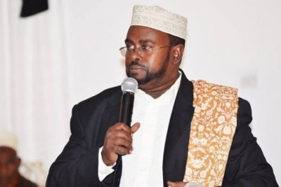 Somaliland elder King Bur-Madow