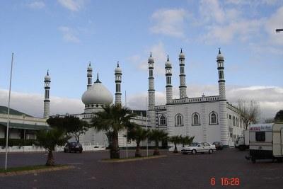 La grande mosquée de Durban, en RSA