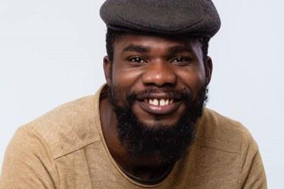 Rapper Fumba Chama aka Pilato.
