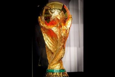 Trophée de la Coupe du Monde