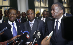 Mnangagwa Agrees to Keep Zimbabwe Troops In Equatorial Guinea?