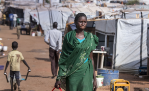 South Sudan's Women, Children Caught In Eye of Conflict Storm