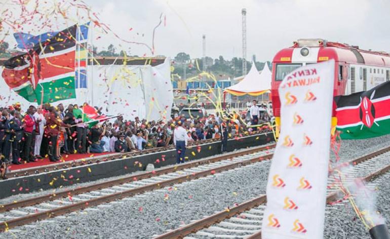 Kenya Railways, China SGR Firm in Tickets Standoff