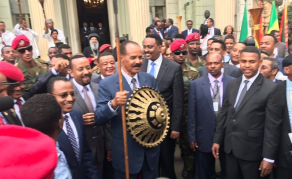 Eritrean President Afwerki Makes Historic Visit to Ethiopia