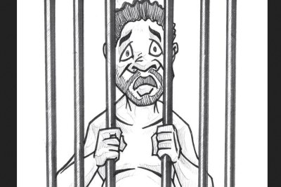 Prisoniers.