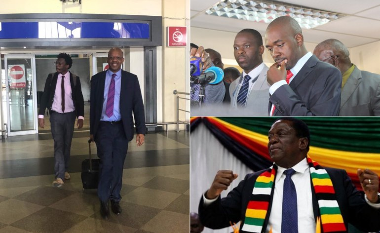 Zimbabwe: Concourt Petition Hearing to Close Part of ...