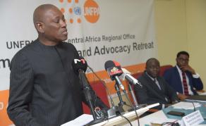 UNFPA WCARO forme ses managers pour faire face aux défis