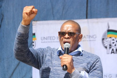 ANC Secretary General Ace Magashule (file photo).