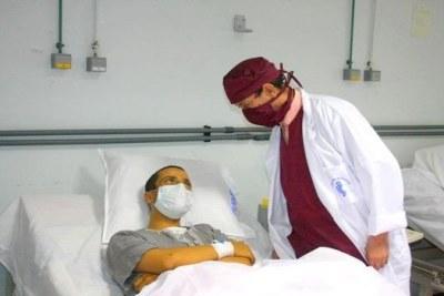 Blida: les derniers cas de choléra quitteront l'hôpital dans trois jours