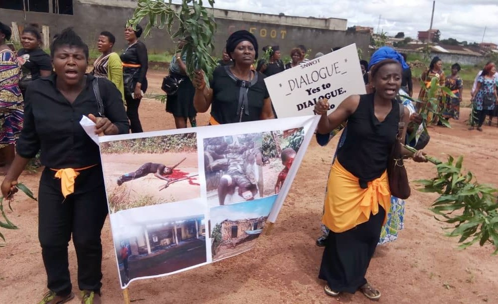 Cameroon's Biya Finally Talks Peace