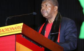 João Lourenço élu officiellement président du parti angolais MPLA
