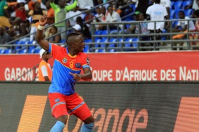 Un joueur de la RDC