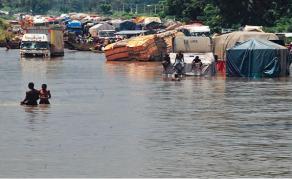 L'état de catastrophe nationale décrété au Nigeria après des inondations