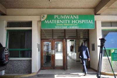 Pumwani Hospital.