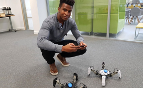 Nigerian Adekunle Becomes World's Highest Paid Robotics Engineer