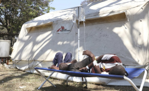 Zimbabwe Suffers U.S.$35.1 Million Cholera Budget Shortfall