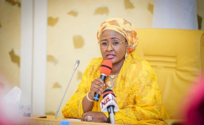 No More 'Wife of the President', I'm Now Nigeria's First Lady