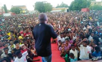 Présidentielle malgache - Un début de campagne sous tension