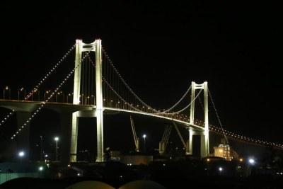The Maputo-Catembe Bridge.