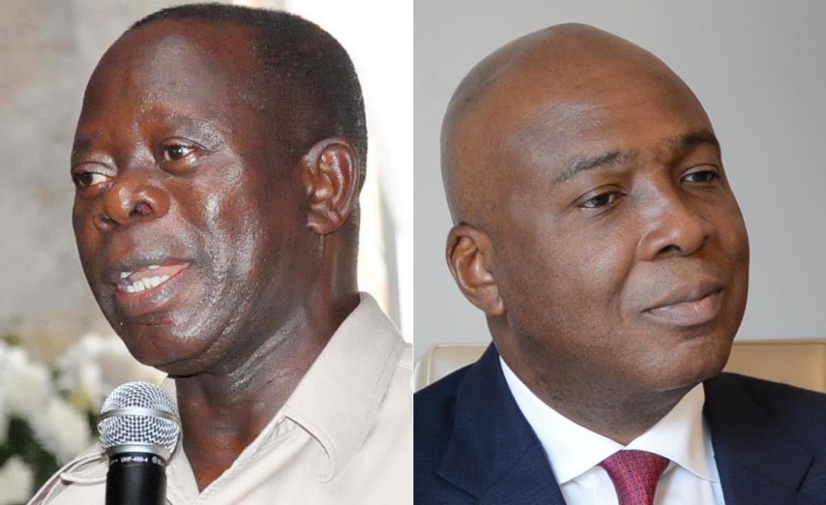 Nigeria: I'm Ready to Meet You in Court, Saraki Replies Oshiomhole