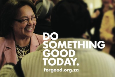 Former Cape Town mayor Patricia de Lille has launched a new political party, with this picture being the first publicity image.