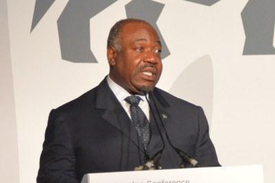 Ali Bongo Ondimba, President of Gabon (file photo).