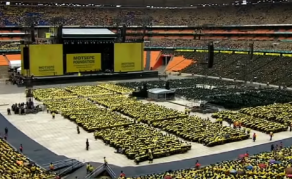 Thousands Gather to Pray for South Africa