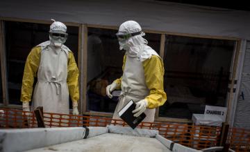 RDC - Après le cas d'Ebola à Goma, l'OMS convoque son comité d'urgence