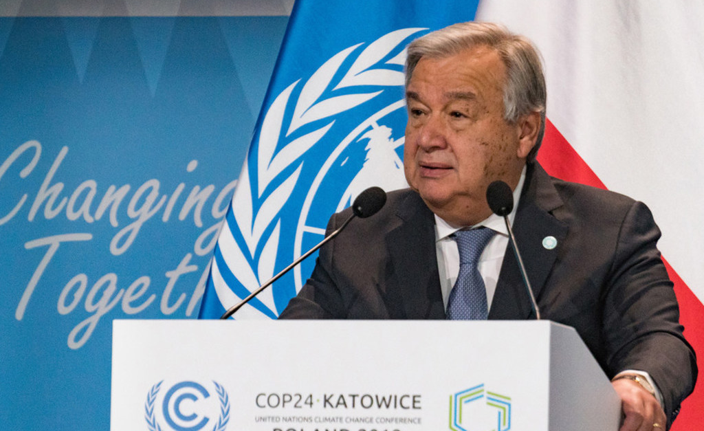 Africa: UN Chief Urges Leaders to Inject Momentum At 2019 Climate Summit