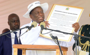 Mnangagwa Follows in Kagame's Footsteps With Clean-Up Day