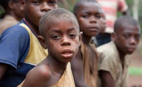 Les enfants pygmées privés d'école au Congo-Brazzaville