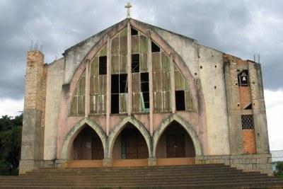 Eglise( Angola)