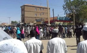 Sudan Opposition Urges Protesters to March On Presidential Palace