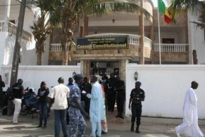 Siège du Conseil constitutionnel