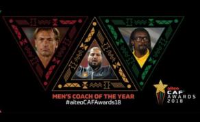 CAF Awards - Trois stratèges pour une couronne