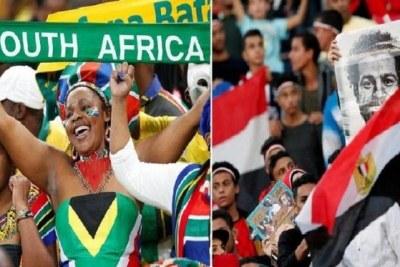 Qui organisera la CAN 2019 entre l'Egypte et l'Afrique du Sud
