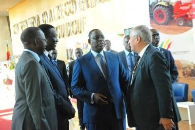 Macky Sall à la conférence internationale sur l'émergence de l'Afrique