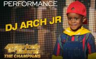 Watch DJ Arch Jnr Drop a Jaw-Dropping Set on America's Got Talent