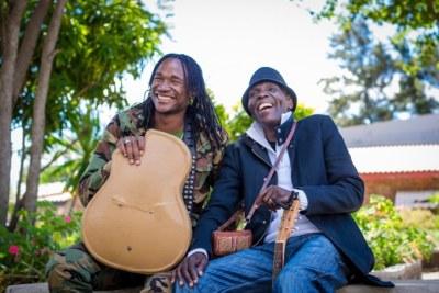 Jah Prayzah and Oliver Mtukudzi.