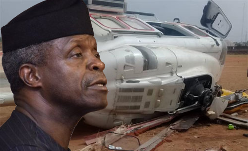Nigeria: Crashed Helicopter Not Ours, Says Air Force