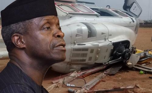 Nigeria: Probe Osinbajo's Helicopter Crash, Christian Group Urges Govt