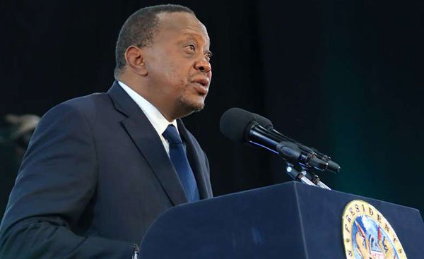 Kenya: Kenyatta Not Missing, Fine and Busy Working - State House