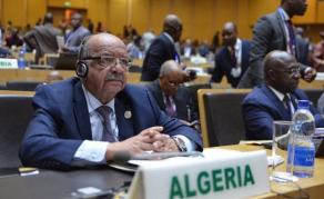 Election de l'Algérie au Conseil de paix et sécurité de l'UA