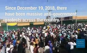 Malgré l'échec des discussions, les manifestants soudanais restent motivés