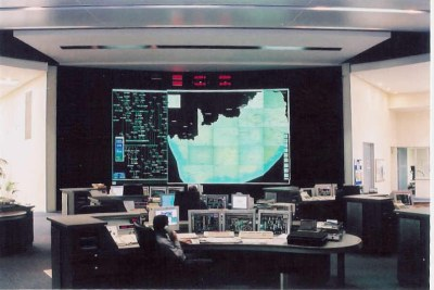 Eskom's national control centre (file photo).