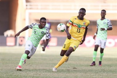 Nigeria play Mali on February 13, 2019.