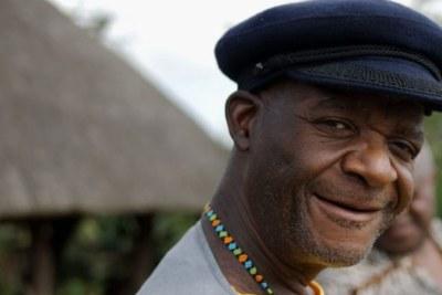 Zimbabwean author and actor Charles Mungoshi.