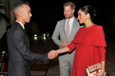 Dernier voyage officiel du couple princier avant l'accouchement de la Princesse Meghan